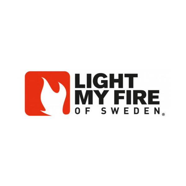 Light My Fire of Sweden logotyp.