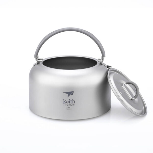 Keith Titanium Kettle 1 liter.
