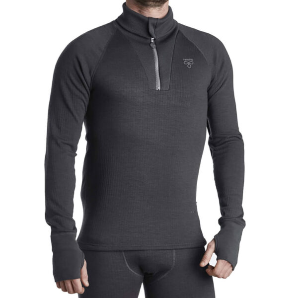 Termo - Wool Original 2.0 Roll-neck with zip.