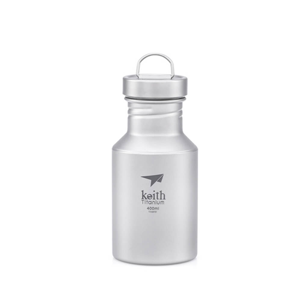 Keith Titanium Sport Bottle 400 ml.