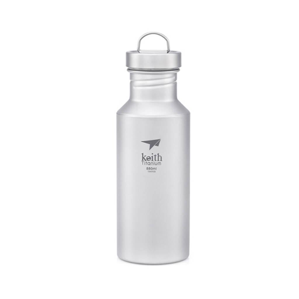 Keith Titanium Sport Bottle 550 ml.