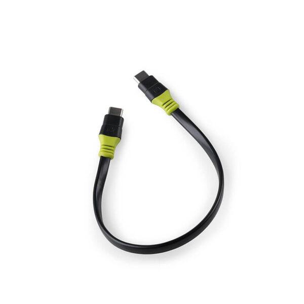 Goal Zero USB-C to USB-C Adventure Cable 25 cm laddningskabel.