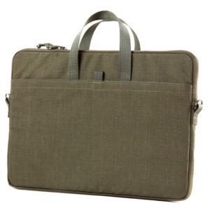 Savotta Alc Pro 16 tum grön väska med Molle / Pals för laptop eller iPad.