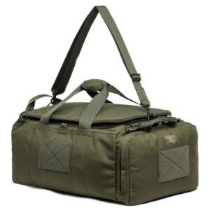 Savotta Keikka 50 liter grön duffelbag.